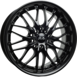OX631 Flat Black