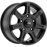 Toil Van Satin Black