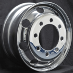 Chrome Steel Drive Wheel Chrome
