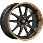 PROJECT-D-Z-EDITION PROJECT-D-Z-EDITION BLACK WITH COPPER LIP AND CHAMFER