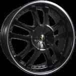 OX630 Gloss Black