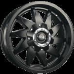 OX335 Flat Black