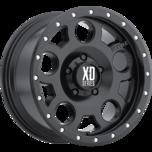 XD126 ENDURO PRO Satin Black With Reinforcing Ring