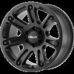 HE904 SATIN BLACK