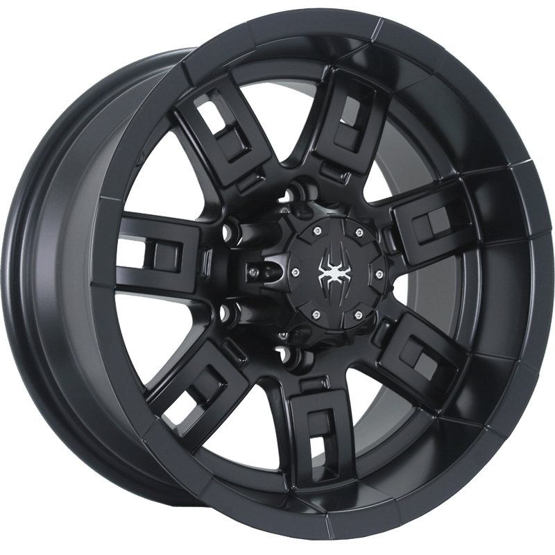 Rambo Satin Black