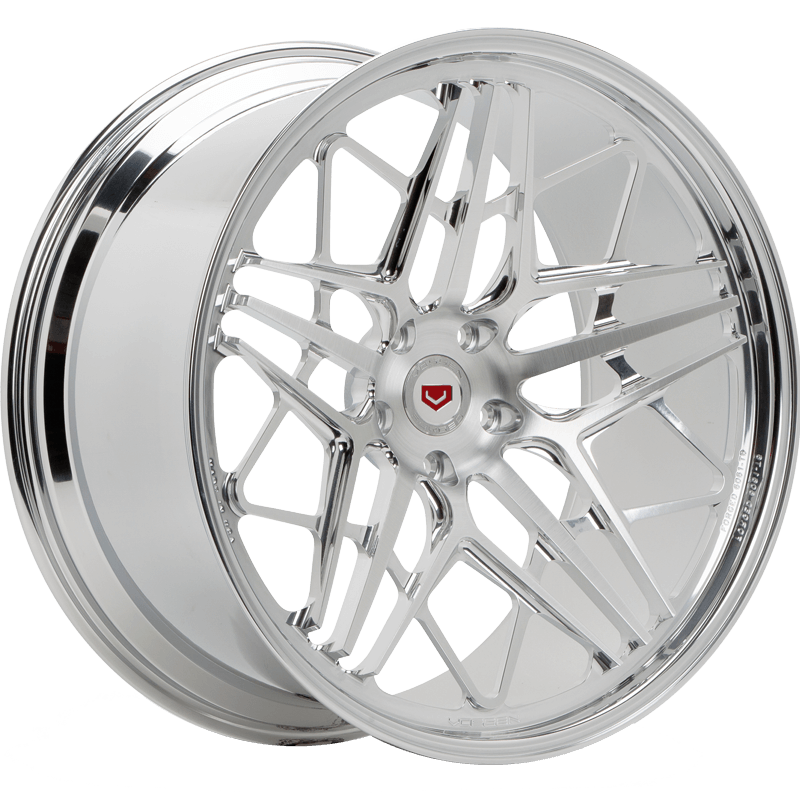 ML-R3 Raw - Custom Finishes Available Angle