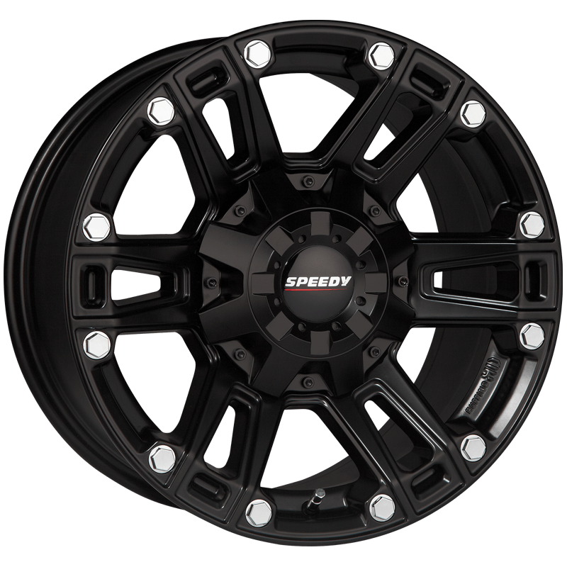 Speedy Wheels Outlaw Satin Black
