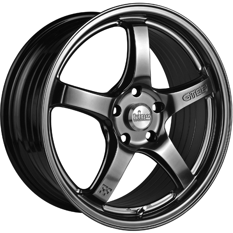 King Wheels Gt88 Dark Mercury
