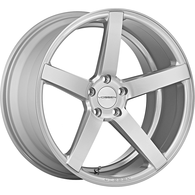 CV3R Metallic Gloss Silver - Large Angle