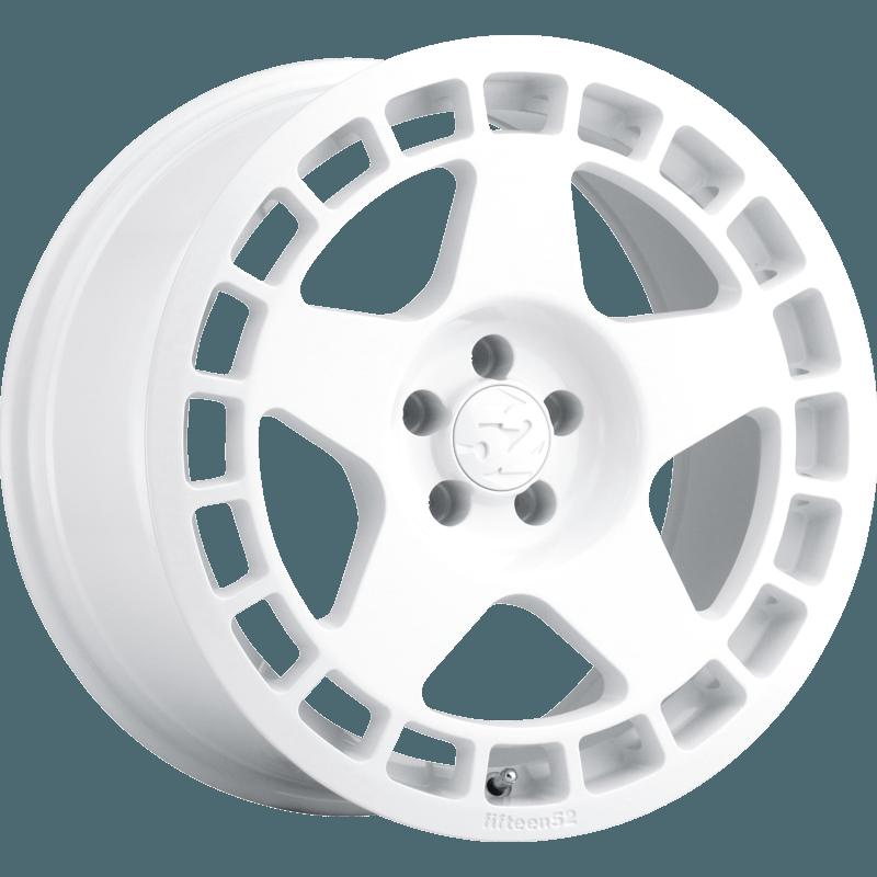 TURBOMAC RALLY WHITE (GLOSS WHITE) Angle