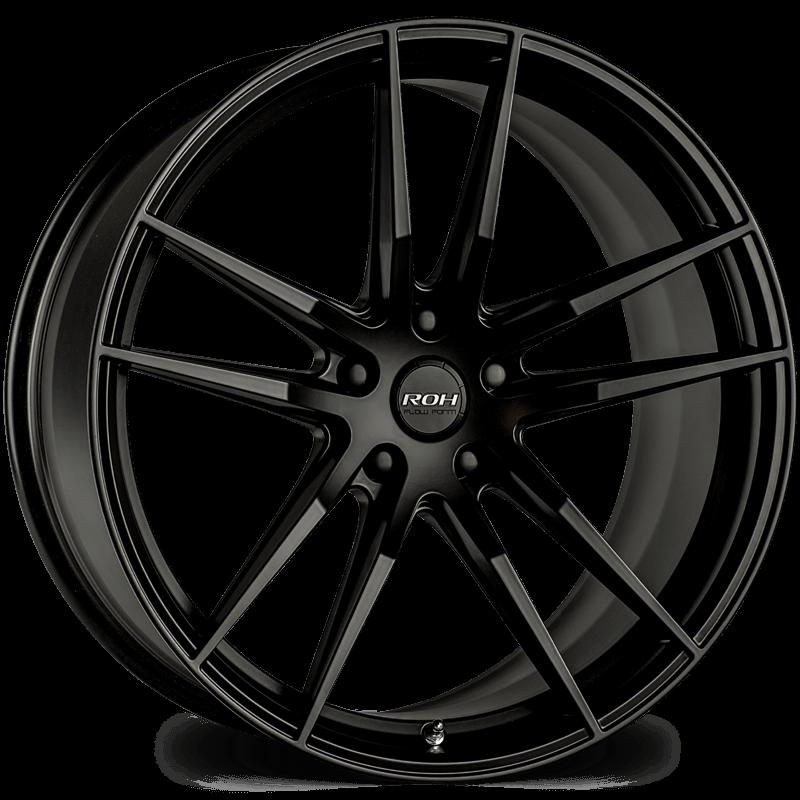 RF2 MATT BLACK