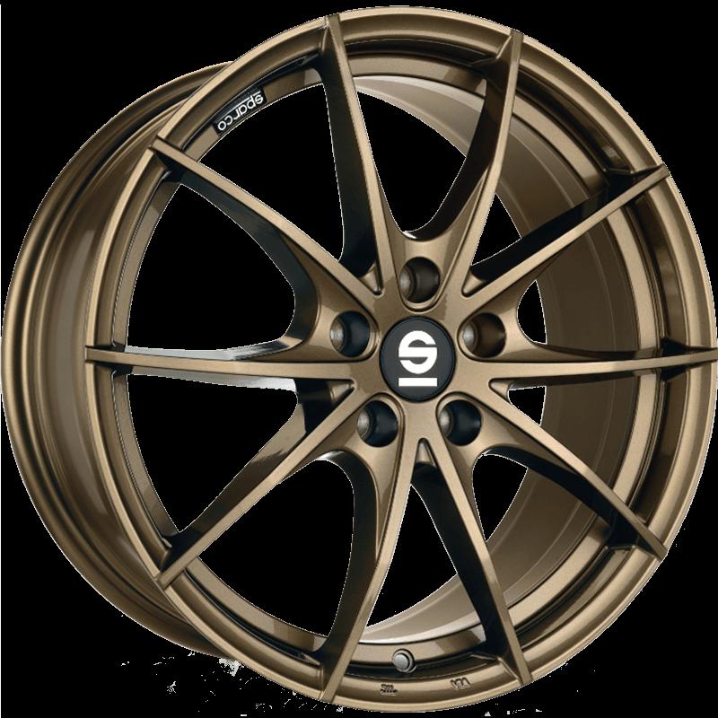 SPARCO TROFEO 5 Gloss Bronze