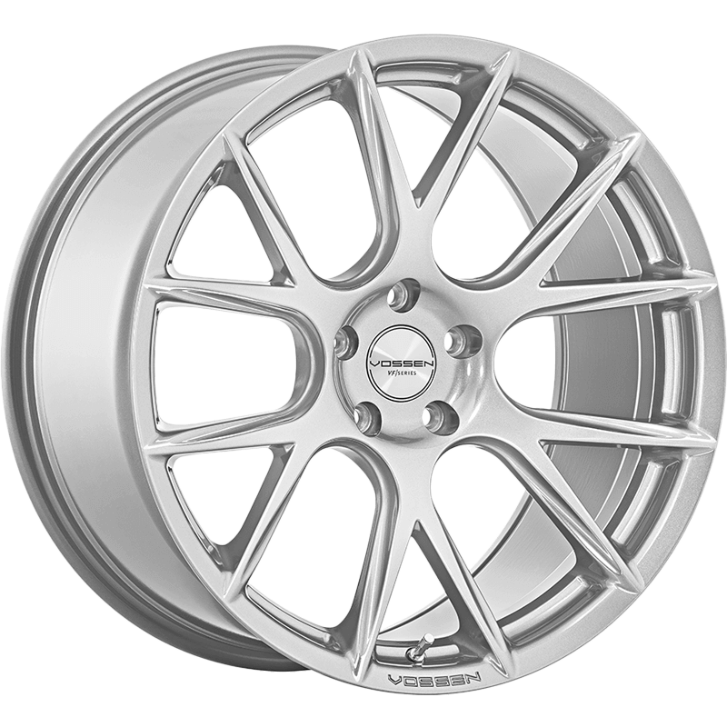 VFS-6 Silver Metallic Angle