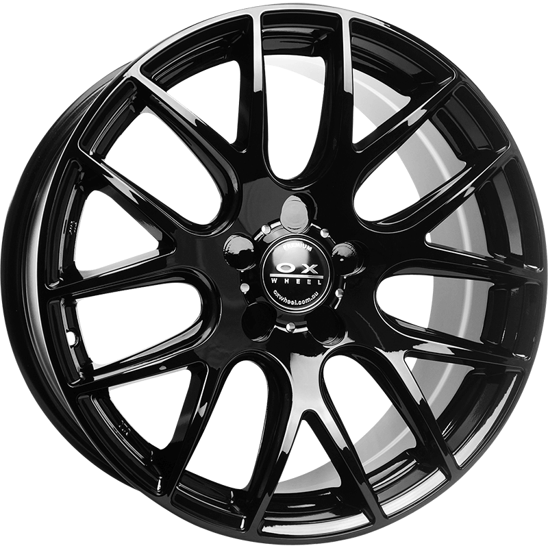 OX111 Gloss Black