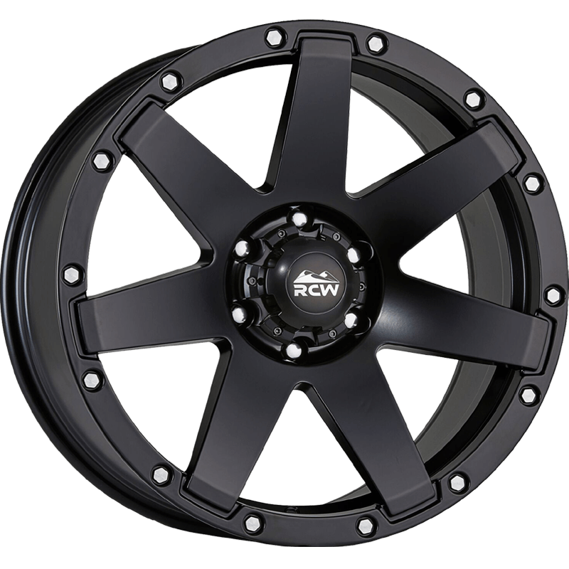 COMBAT Satin Black / Machined Rivets