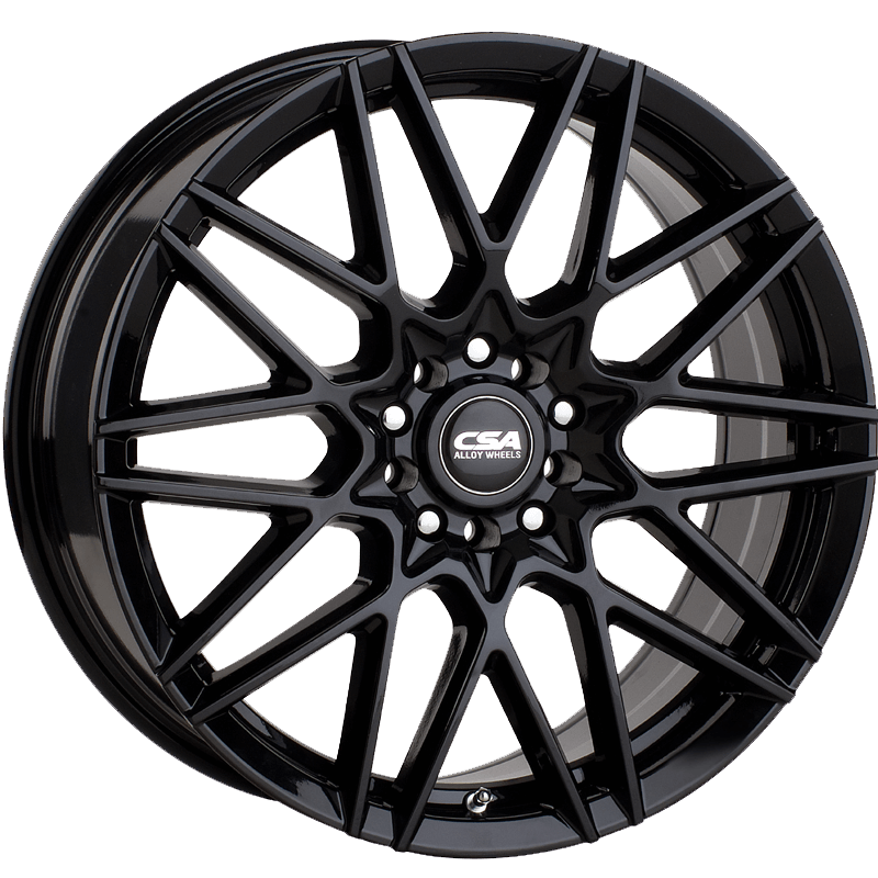 Csa Hotwire Gloss Black - AAA Tyre Factory