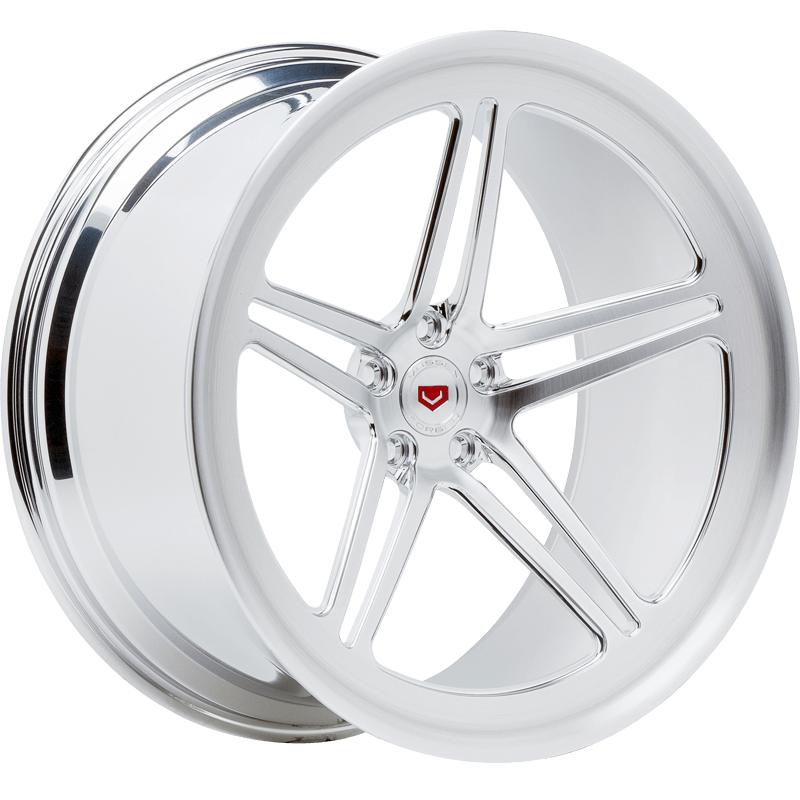 LC-102 Raw - Custom Finishes Available - Large Angle