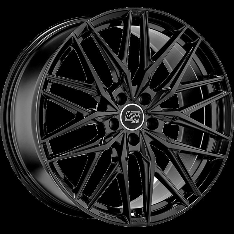 MSW 50 GLOSS BLACK