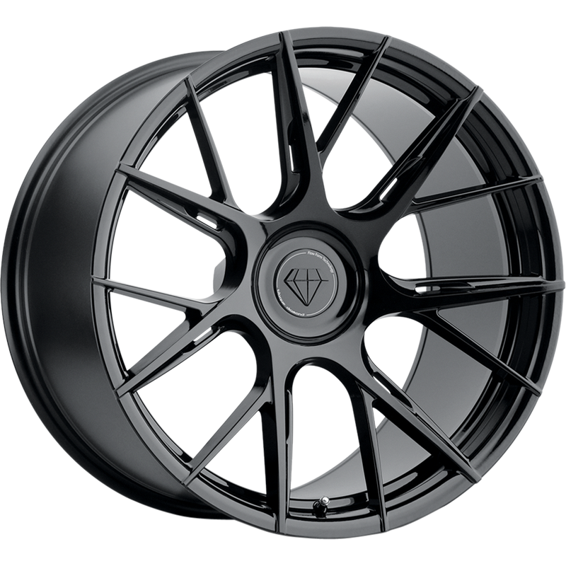BD-F18 Gloss Black