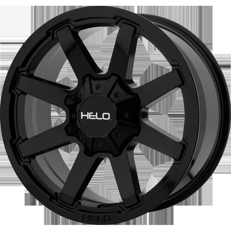 HE909 GLOSS BLACK