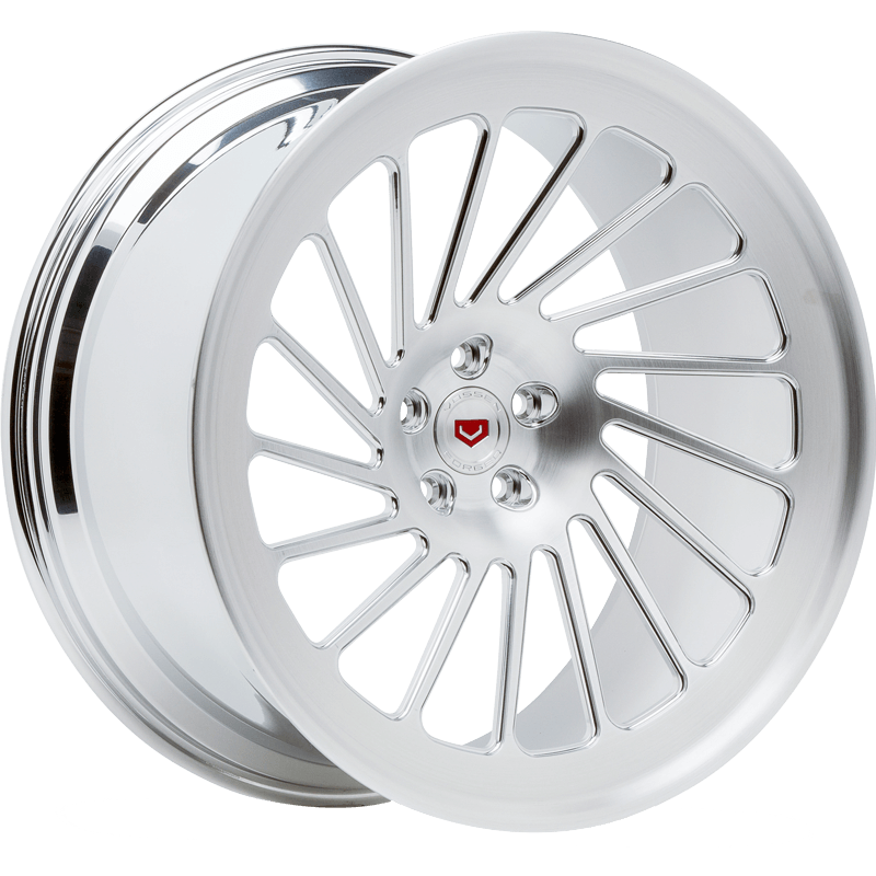 LC-106T Raw - Custom Finishes Available Angle