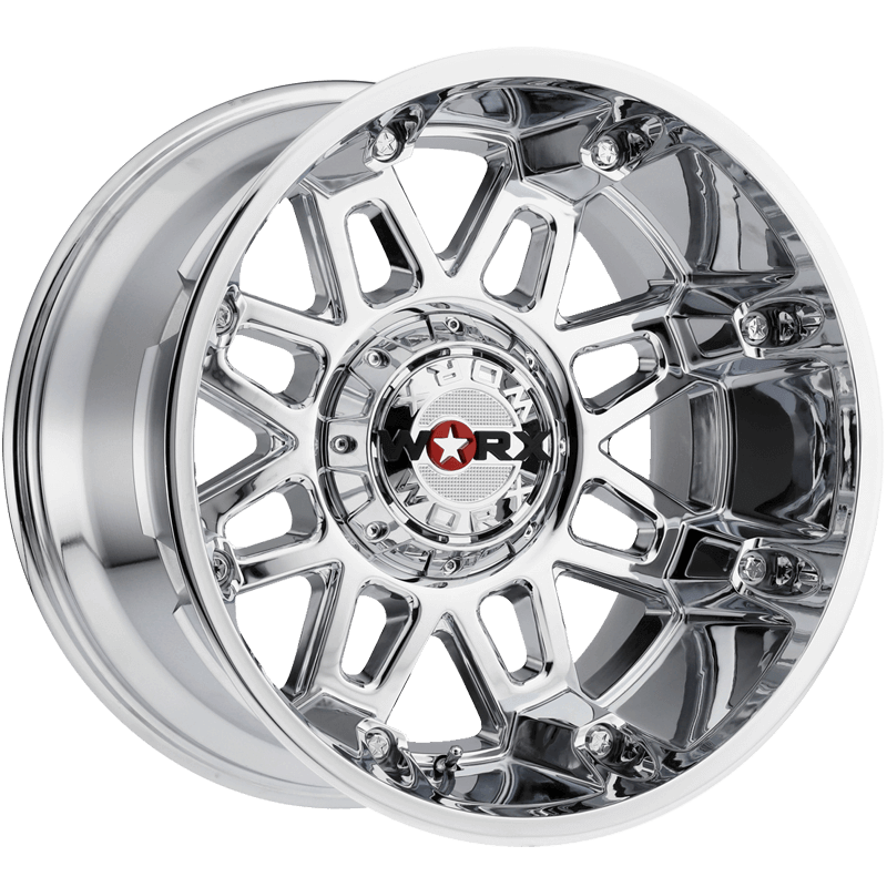 Conquest Chrome Plated