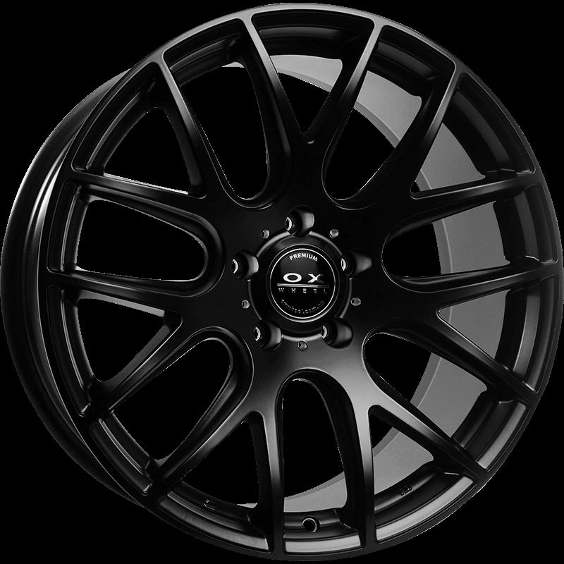 OX111 Flat Black