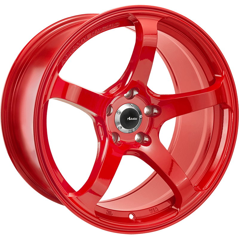 N722 DST Gloss Red