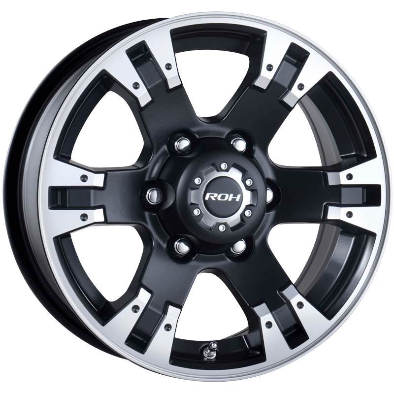 Angled Wheel