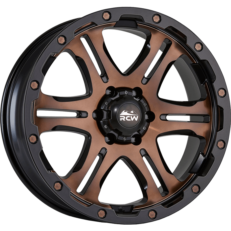 DART Satin Black / Satin Bronze Face & Rivets