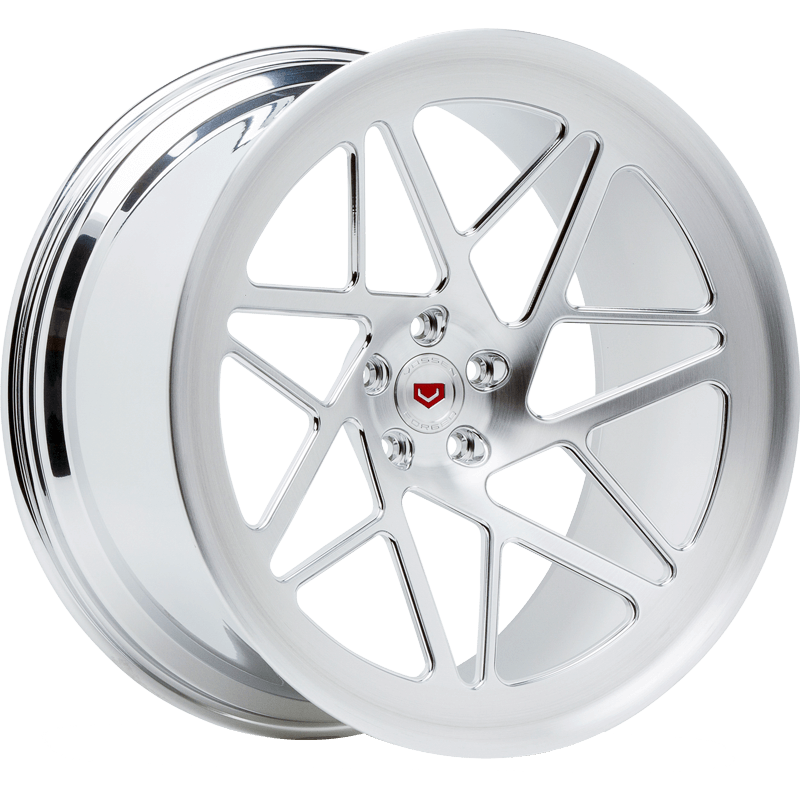 LC-109T Raw - Custom Finishes Available Angle