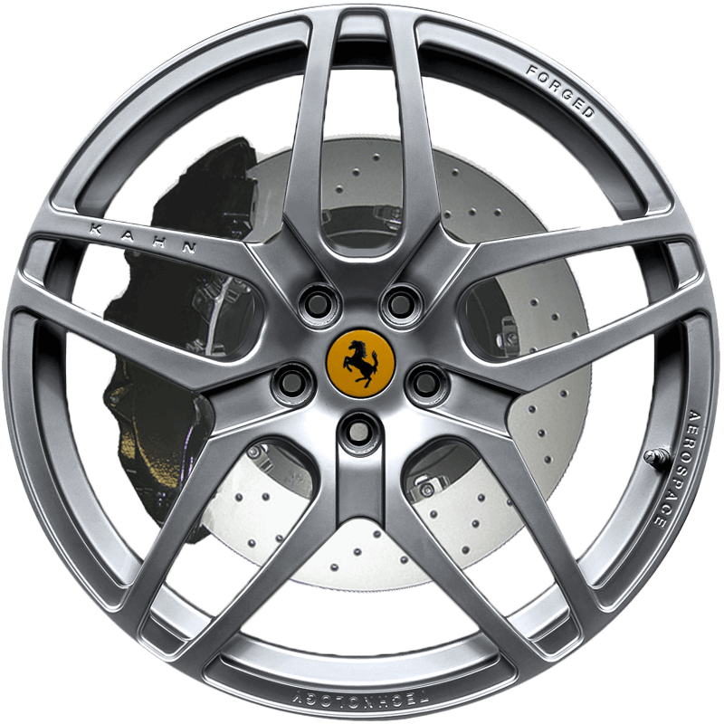 Monza (forged) Silver