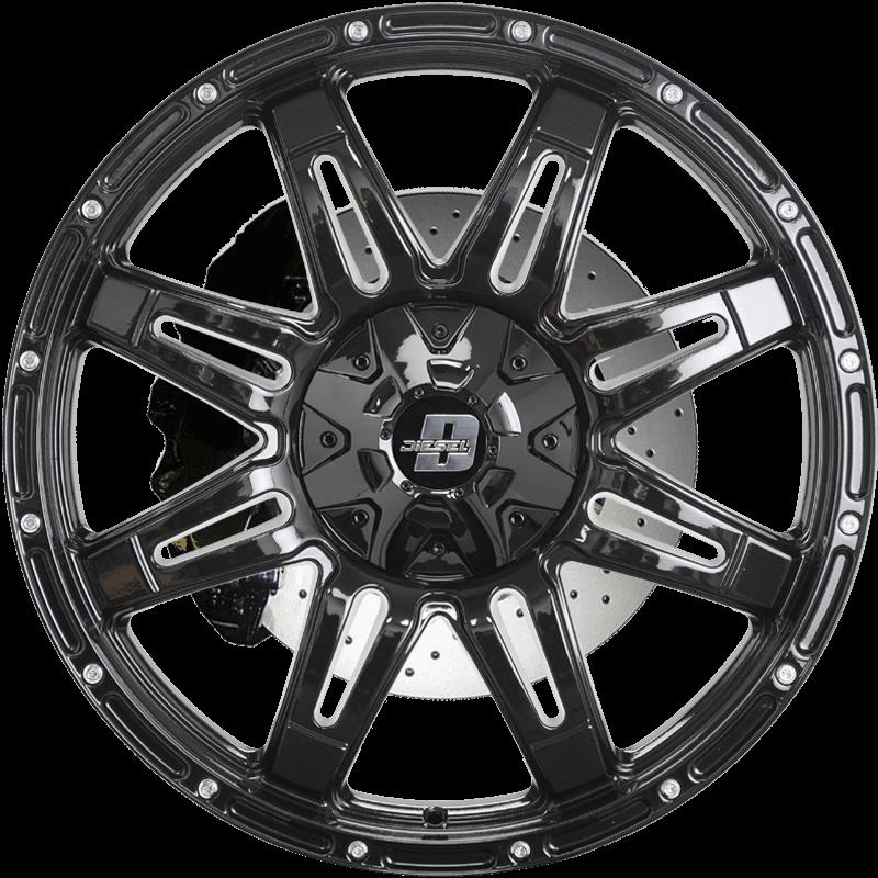 Renegade V2 Gloss Black