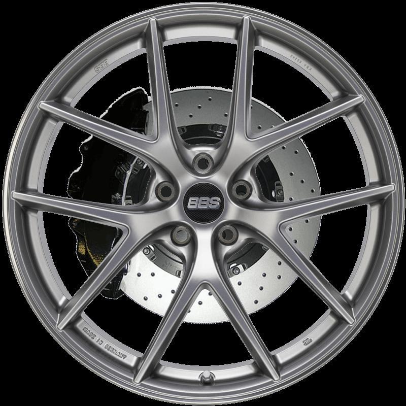 CI-R Platinum Silver