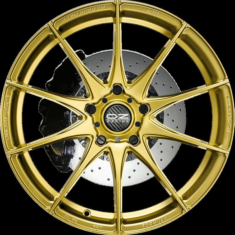 FORMULA HLT 5H RACE GOLD - STANDARD CAP
