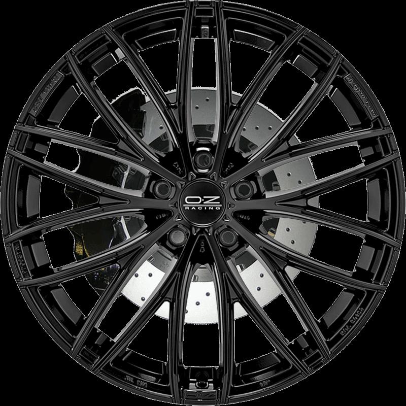 ITALIA 150 GLOSS BLACK