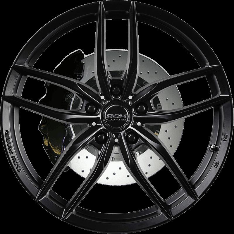 RF3 MATT BLACK