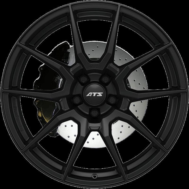 Racelight Racing Black Matte