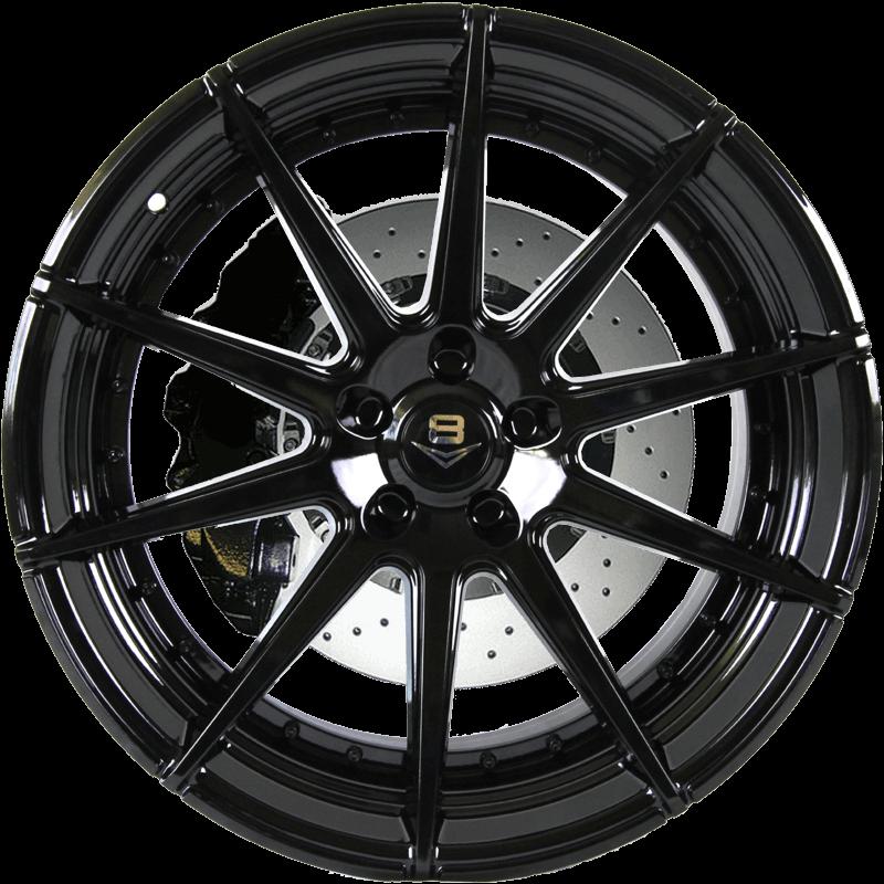 V-15 Gloss Black