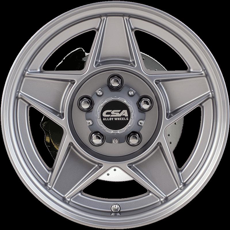 Bathurst - Trailer Silver Grey