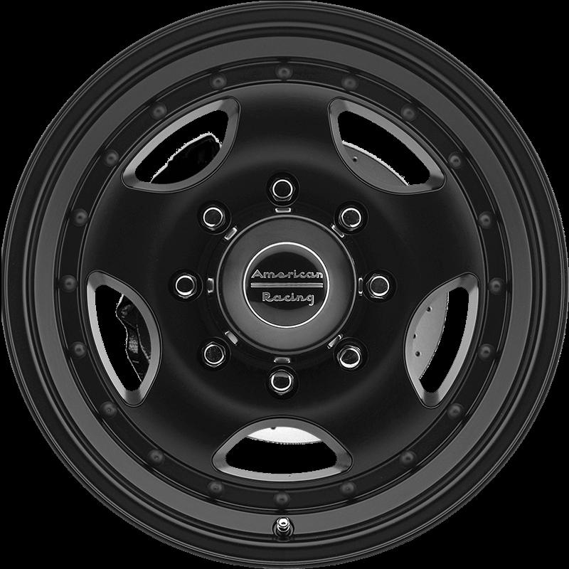AR23 SATIN BLACK W/ CLEAR COAT