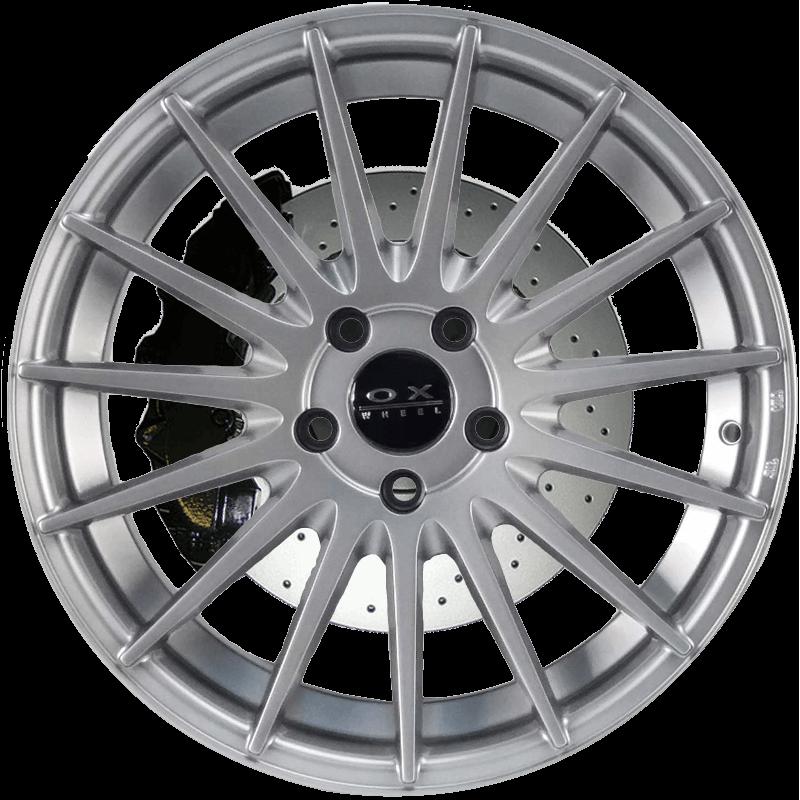 OX110 Hyper Silver