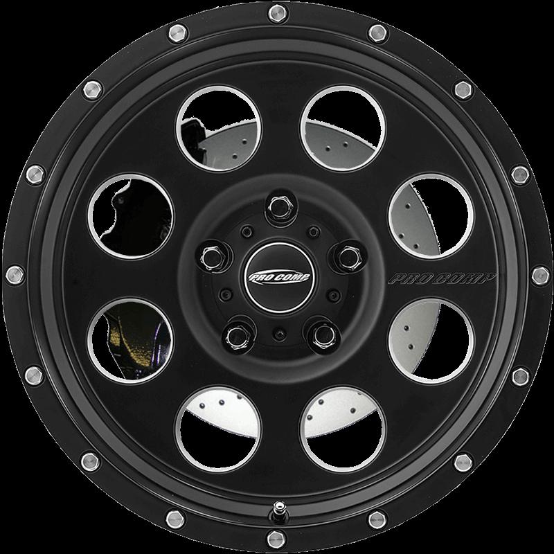 Series 45 PROXY Satin Black