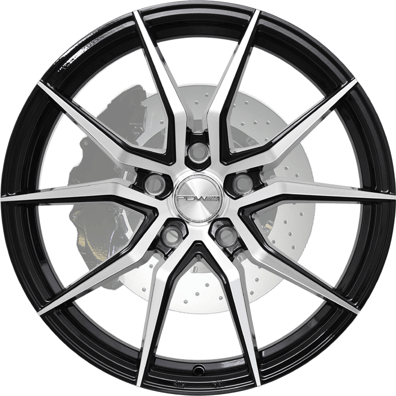 CONCEPTOR Black Machined