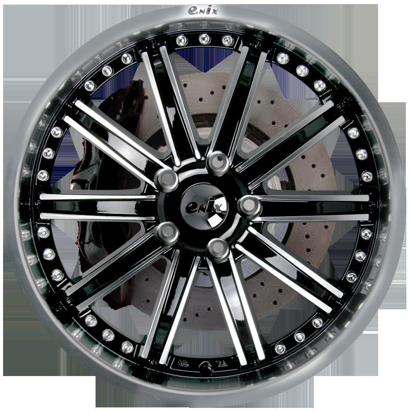 SENATOR MACHINE BLACK