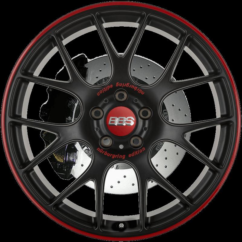 CH-R Nürburgring-Edition Matt Black