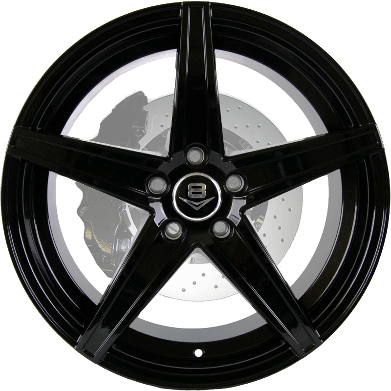 V-23 Gloss Black